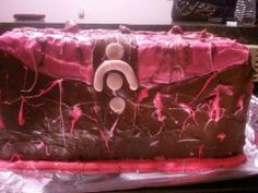 Purse Cake for my mom