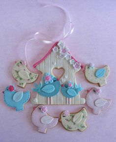 Bird cookies | Flickr - Photo Sharing!