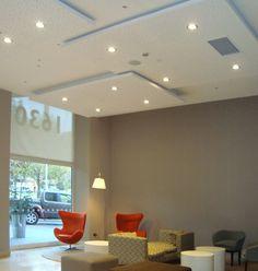 yeso Bedroom False Ceiling Design, Modern Ceiling, House Elevation, Gypsum, Ceiling Decor, Drywall, Dom, Living Room Decor, House Design