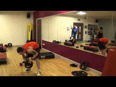 bodypump 96 Danny Raynor - YouTube