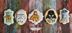 Craft Me A Cookie // Star Wars Cookies
