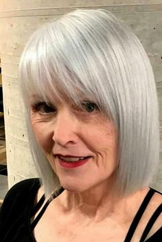 If you are looking for youthful hairstyles over 50 you have definitely come to the right place! We are ready to supply you with the list of short cuts that will please most of you! Stylish Short Haircuts, Short Hairstyles Over 50, Bob Hairstyles With Bangs, Bob Haircuts For Women, Short Bob Haircuts, Unique Hairstyles, Hairstyle Ideas, Hair Styles For Women Over 50, Short Hair Cuts For Women