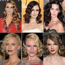 peinado ondas al agua - Cerca amb Google Life Pictures, Cool Hairstyles, Hair Makeup, Hair Beauty, Hair Accessories, Waves, Celebrities, Hair Styles, Pretty