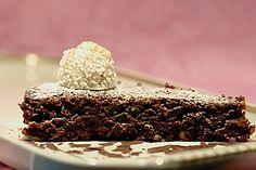 Der perfekte  Schokoladenkuchen 1
