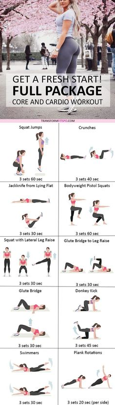 Repin and share if this workout helped you shed fat fast! Read the post for all the workout information!