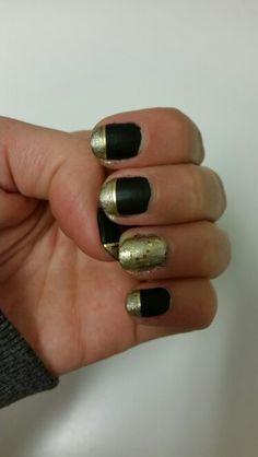 Guld och svart