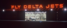 or jet base in Atlanta Civil Aviation, Atlanta, Jet, Neon Signs, Airplanes, Base, Classic, Travel, Derby