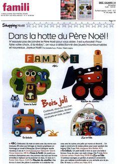 Moulin Roty + Uncle Goose Toys famili Décembre 2013 - Janvier 2014