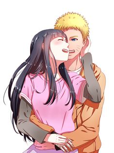 Naruto and Hinata are the two characters that I think look younger after their adult looks from The Last. Oh well, I suppose their relationship is pretty...wait for it...youthful. #naruto