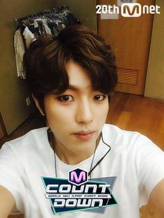 [Twitter] 150729 MnetMcountdown: #인피니트 Sungyeol