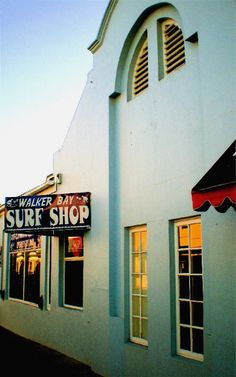 Walker Bay Surf Shop in Hermanus in the Western Cape Province of South Africa Windsor Hotel, Provinces Of South Africa, My Land, Surf Shop, Cry, Life Is Good, Surfing, Shops, Surf