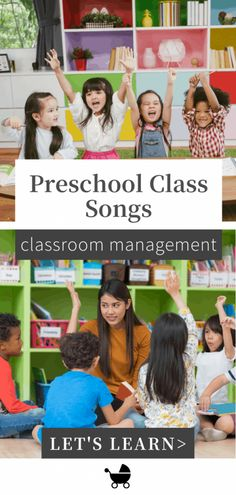 5 Classroom Management Songs For Preschoolers (Attention-Getters)