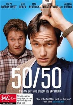 50/50 ~ True Story, Cancer, Many Tears. Funny & Touching Movie!