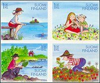 Finnish stamps of May 2006