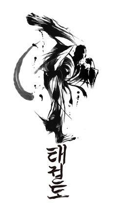 Costura Tutorial and Ideas Boxing Tattoos, Bonsai Tree Tattoos, Muay Thai Martial Arts, Kyokushin Karate, Marshal Arts, Japanese Art Modern, Koi Art, Samurai Artwork, Ninja Art