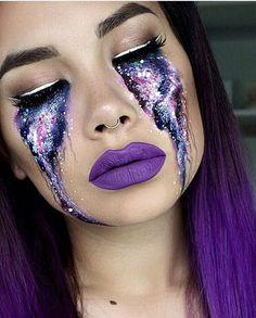 Galaxy Tears by Natascha Pedersen