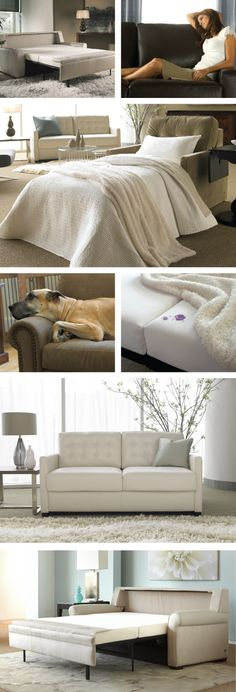 The best sleeper sofa.  Why buy one unless it is comfortable?  Let me know if you know a better before I buy this one.