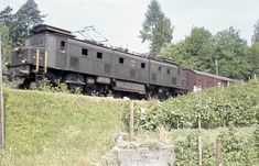 Winterthur, Electric Locomotive, Bahn, Vintage Trains, Switzerland, Vehicles, Locomotive, Pictures, Cars