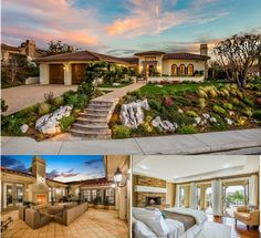 If you're searching for resort-style living, then look no further. Our listing @8 Calle Viento, Rancho Palos Verdes 90275 is a decadent Mediterranean style home. Steps away from impressive cliffs, the majestic ocean and it also sits on a lush 24,440 s/f lot. The high ceilings and open floor plan welcomes visitors with open arms.