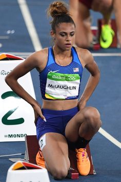 Sydney McLaughlin, Fine Ass!