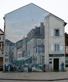 I have probably pinned some of these before, but I LOVE street art.  Truly art for the masses.  So much amazing talent! - http://www.designer-daily.com/20-awesome-examples-of-street-art-17849