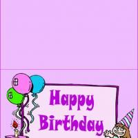 Happy Birthday Clown | Happy Birthday Cards | Pinterest ...