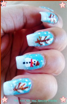 Please vote for me in the Nail Art Contest and win Prizes while voting too!!
