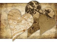 INSTANT DOWNLOAD diGiTal coLLaGe Sheet ValenTinEs Day by bitmap