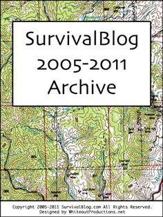 Survival Blog – James Wesley, Rawles