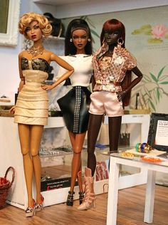 Lux Boutique - #BOSS | by Real Dolls of Plastic Wood