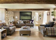 Modern Country Sitting Room Lovingly Repinned By
