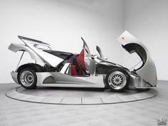 268MPH One-Off Lotec Mercedes C1000