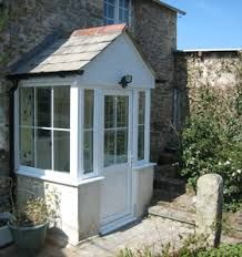 Self-disciplined tracked farmhouse porch design Get More Info Here Upvc Porches, Cottage Front Porches, Porch Uk, Enclosed Front Porches, Small Porches, Side Porch, House With Porch, House Front, Porch Designs Uk