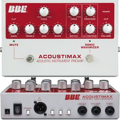 aa608bfbf45c BBE Acoustimax Acoustic Preamp DI Pedal - it came out on top of Gearank s  guide to