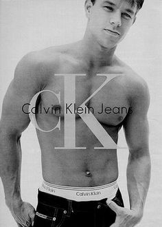 Best Calvin Klein model ever!