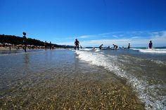 Punta Ala beaches #sea #landscape #Tuscany #Maremma #Italy