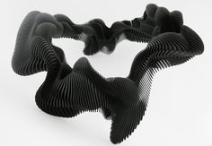 Movie: Daniel Widrig on 3D printing and advances in design software