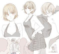 Persona Five, Persona 5 Memes, Persona 5 Joker, Persona 5 Makoto, Makoto Niijima, Shin Megami Tensei Persona, Best Waifu, Me Me Me Anime, Tokyo Ghoul
