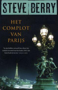 Steve Berry - Het complot van Parijs