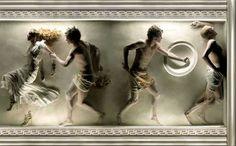 Photographic Sculptures: Greek Art by Eugenio Recuenco
