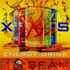 Xs energy.  Zero carbs, zero sugar, all the energy!  www.amway.com/DanielleLorenze