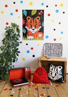Anny Who Kids decor