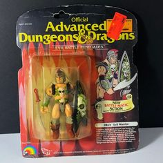 Dungeons And Dragons Figures, Advanced Dungeons And Dragons, Retro Toys, Vintage Toys, Retro Vintage, Fantasy Names, Reality Bites, Old School Toys, Valley Girls