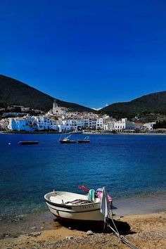 Cadaques, Costa Brava, Catalunya, Spain fav place to visit Places Around The World, Oh The Places You'll Go, Travel Around The World, Places To Travel, Travel Destinations, Places To Visit, Around The Worlds, Spain And Portugal, Spain Travel