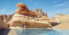 Dal 2008, Mada'in Saleh è il primo sito Unesco dell'Arabia Saudita, e tra le città di pietra è seconda solo a Petra. In antichità era conosciuta come Hegra e fu occupata da legionari ro…
