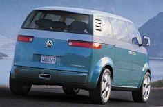 2014 Volkswagen Microbus Rear View 2014 Volkswagen Microbus Price and Release
