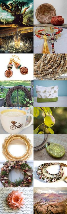 I twist and turn and keep going round in circles... Integrity SOTW/WW by Graciela Gacek on Etsy--Pinned+with+TreasuryPin.com