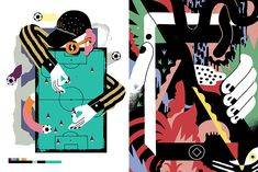Badass Lady Creatives: 5 Italian Illustrators