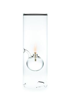 Wolfard oil lamp Dk Online, Oil Lamps, Nice Things, Candle Sconces, Product Design, Dinnerware, Vases, Drinking, Glass Art