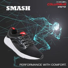 Make a impression with the #Smash columbussports. #clbsports #bestshoes Lightweight Running Shoes, Running Shoes For Men, Sports Shoes, Your Shoes, Nike Free, Air Jordans, Sneakers Nike, Nike Tennis, Light Running Shoes